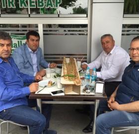 Kastamonuspor Teknik Direktörü Ahmet Duman
