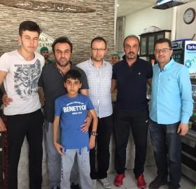 Konyaspor Eski Oyuncusu Burhan Baygın, Konyaspor Kaleci Antrenörü Hakan Baygın