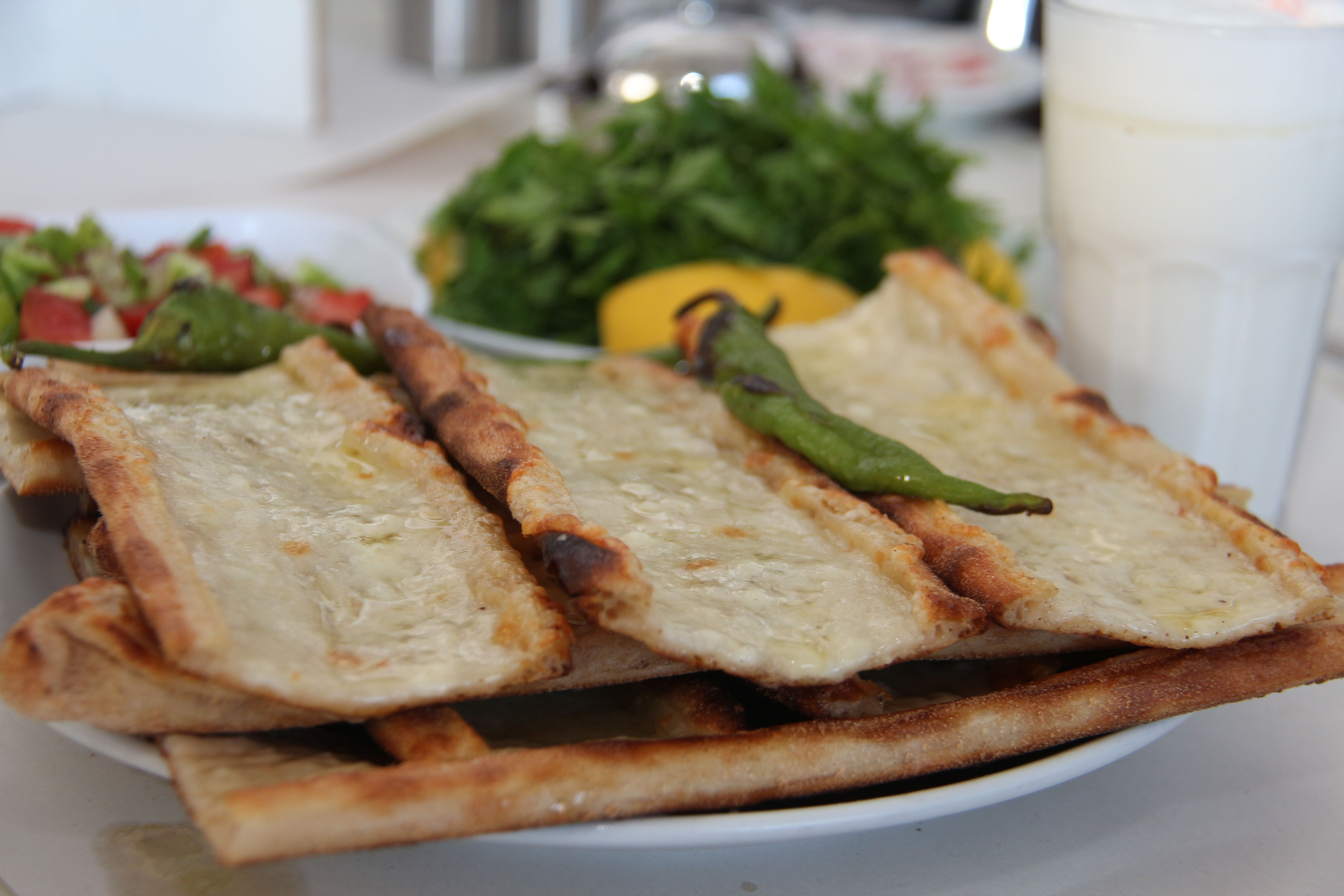 Peynirli Börek Konya