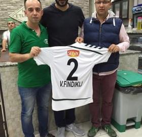 Konyaspor'umuzun Başarılı Futbolcusu Volkan Fındıklı