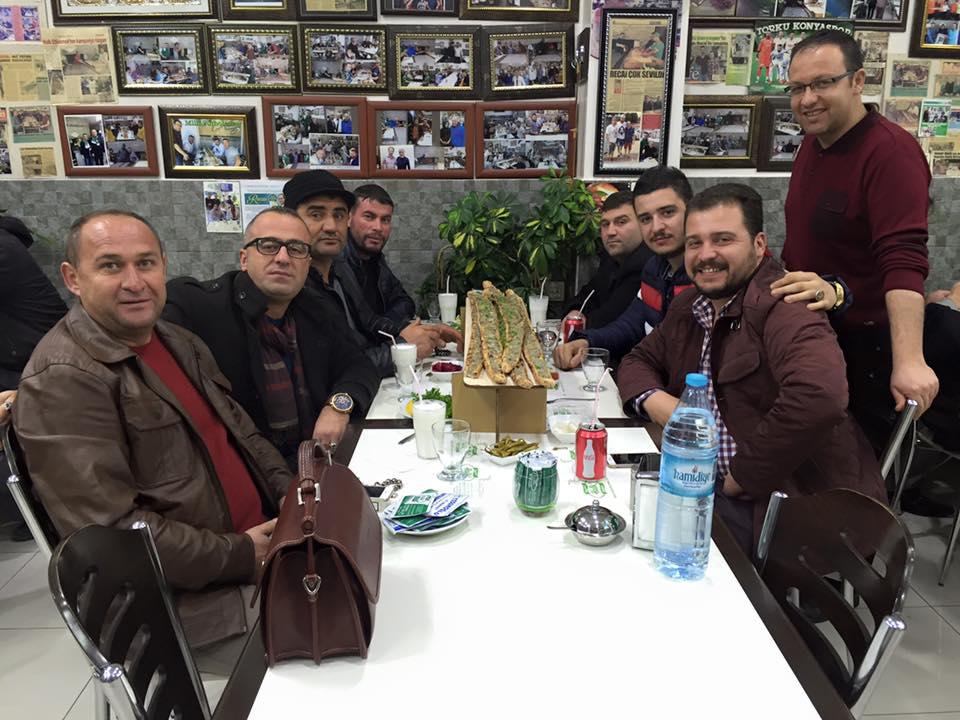 Tarım Öz Ahmet Arslan Halk Etliekmekte