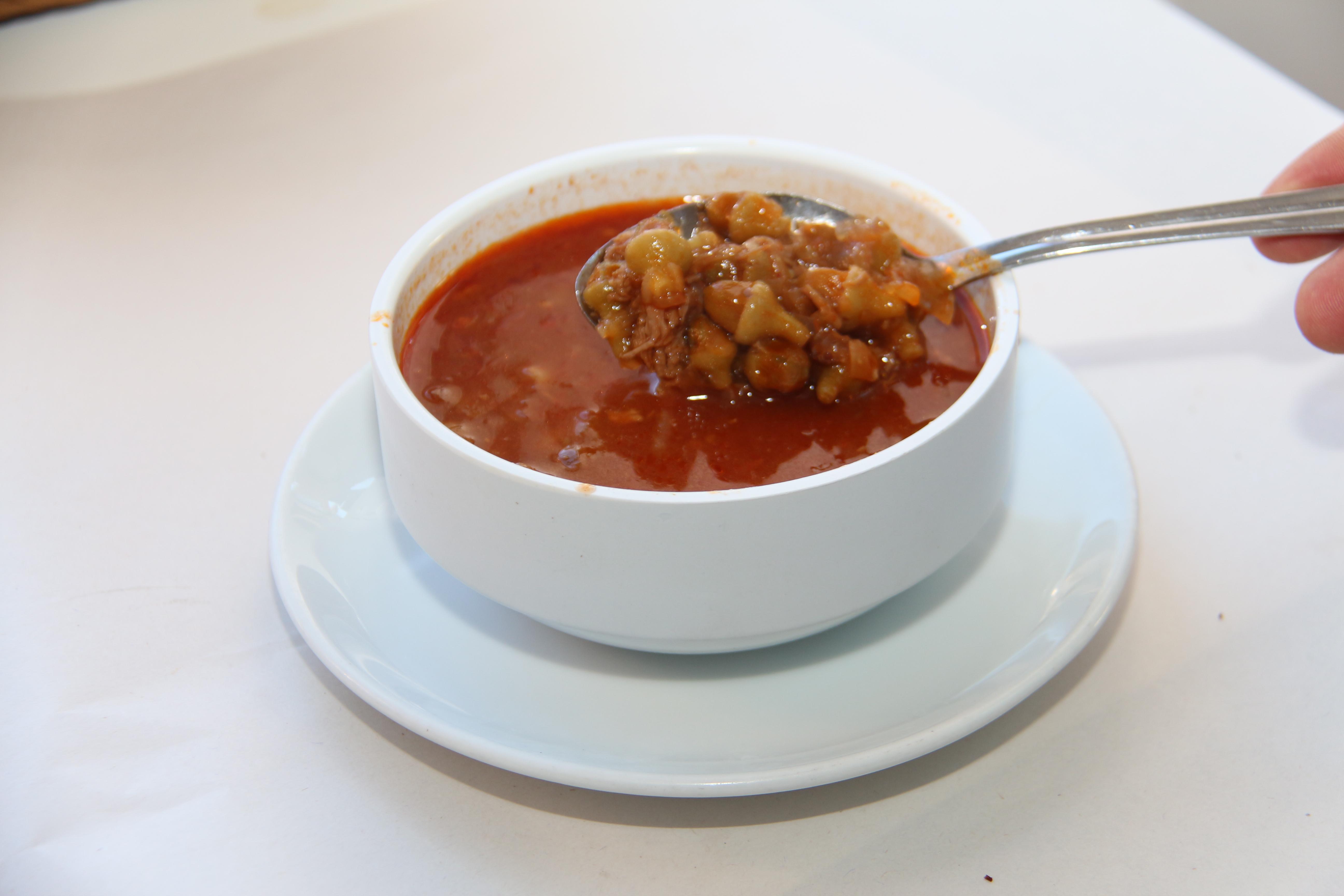 Konya Bamya Çorbası
