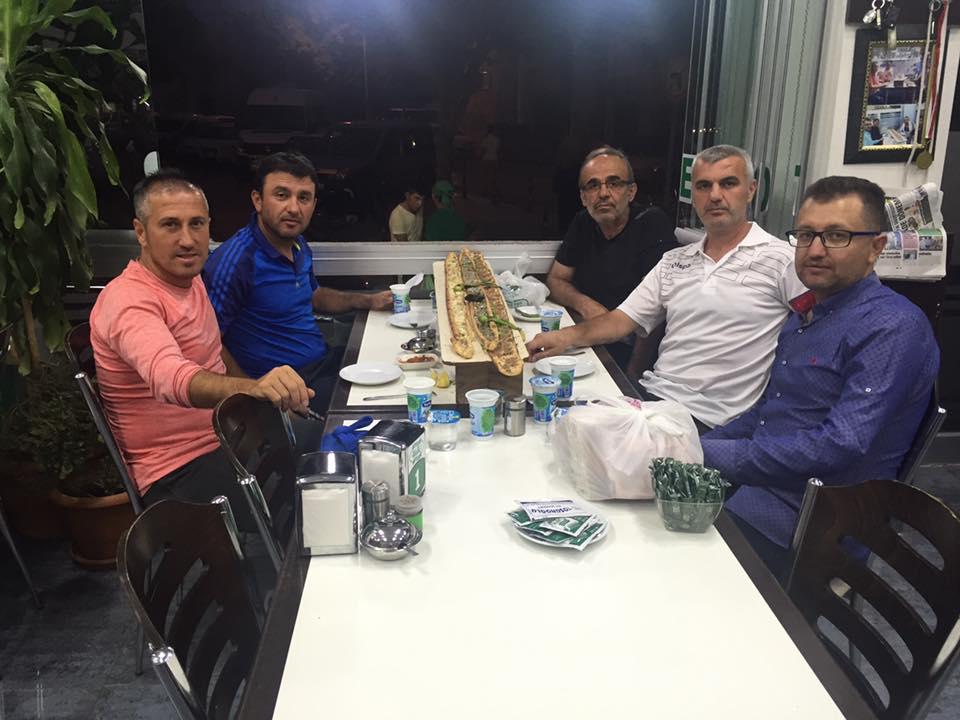 Tekirdağ Tüfad Başkanı Abdullah Eroğlu